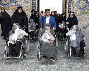 اردوی زیارتی مشهد